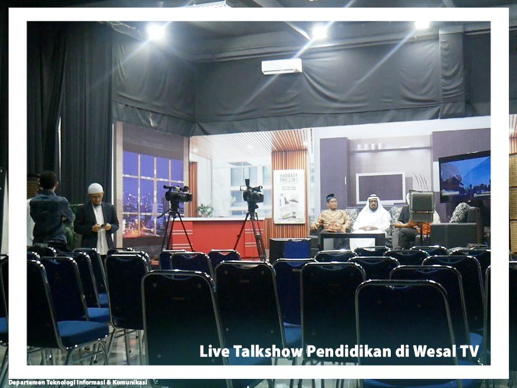 Talkshow Wesal TV